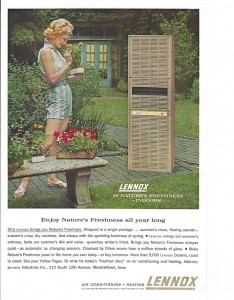 World's Fair Lennox Ad