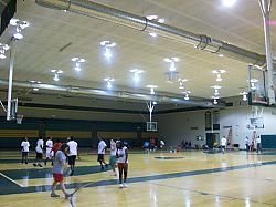 Ware County gym